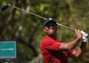 Ahora sí, Tiger Woods ha vuelto