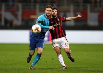 La UEFA excluye al Milan por dos temporadas de las competiciones europeas