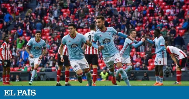 Athletic - Celta  El Celta iguala en el descuento en San Mamés ... eefadd54e2c5f