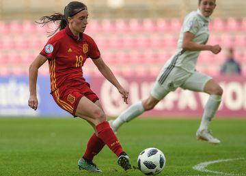 Una obra de arte que vale un Europeo: así fue el gol de Eva Navarro a Alemania