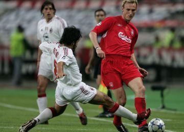 Sami Hyypiä: ?Si el Liverpool juega a su nivel tiene muchas posibilidades?