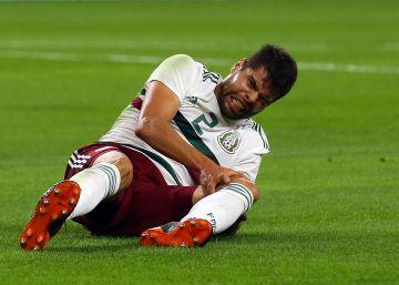 México pierde por lesión a Néstor Araujo para el Mundial de Rusia