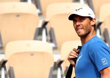 Vía recta para Nadal en Roland Garros