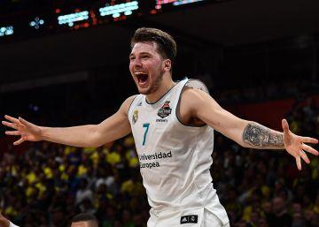 Luka Doncic, MVP de la Liga Endesa 2017-2018