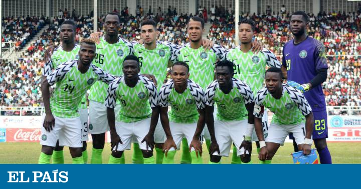 117cf42b5 Copa do Mundo Rússia 2018  Camisa da Nigéria para a Copa sai à frente no  quesito favorita com três milhões de encomendas