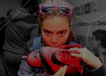 Por qué estas botas marcarán goles (y sueños)