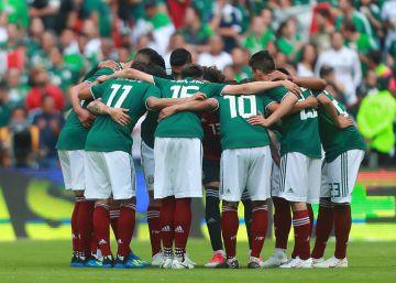 Una fiesta privada desnuda las diferencias dentro de la selección mexicana de fútbol