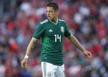 Chicharito confirma que toda la selección mexicana acudió a la polémica fiesta