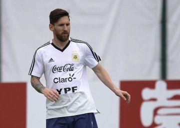 Argentina - Croacia en vivo, el Mundial de fútbol 2018 en directo