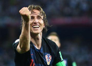 """""""Modric es el jugador que todo niño croata quiere ser?"""
