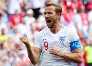 Inglaterra se divierte y golea a Panamá
