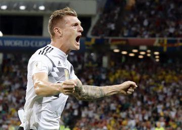 La sangre fría de Kroos: así se fraguó el gol de la victoria en el minuto 95
