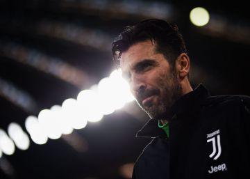 El PSG ficha a Buffon