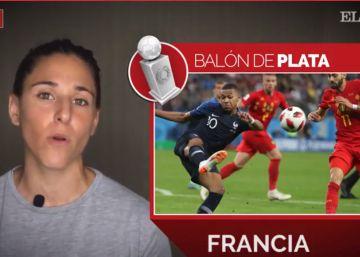 Por qué Francia y Croacia se merecen estar en la final del Mundial