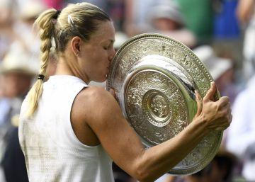 Vencer la frustración y ganar Wimbledon