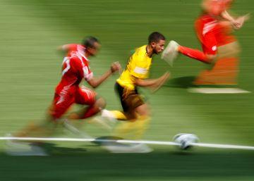 Hazard, el chico por el que suspiraba Zidane