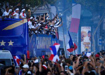 Los bleus, el ejemplo a seguir para una Francia orgullosa y diversa