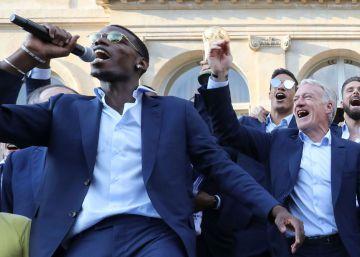 Francia abandera la nueva moda del ?fútbol hormigón?