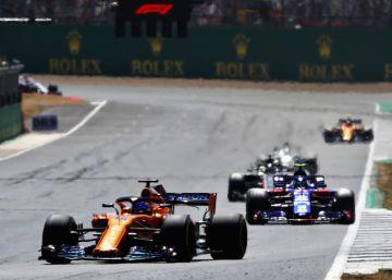 GP Alemania de F1 2018: horarios y dónde ver la carrera de Hockenheimring