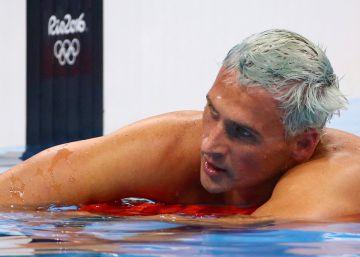El nadador Ryan Lochte, suspendido 14 meses por dopaje