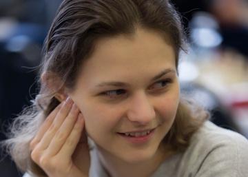 Tres días con una heroína superdotada para el ajedrez