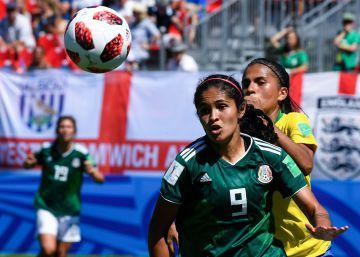 Las mujeres dan una lección al fútbol de México