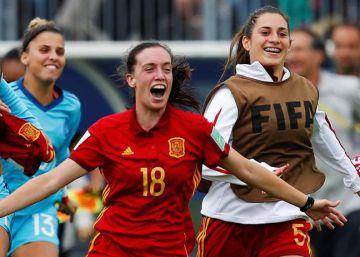 España ratifica que puede con las grandes potencias y pasa a cuartos del Mundial sub-20