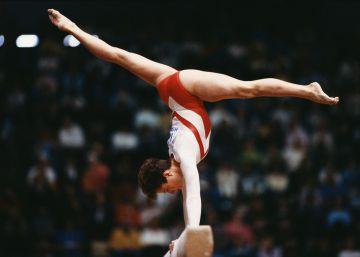 Muere la gimnasta Yelena Shushunova, campeona olímpica en Seúl