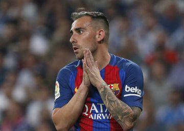 Paco Alcácer se marcha cedido al Dortmund