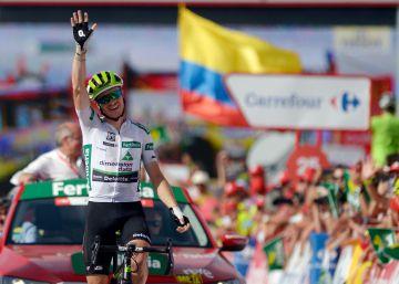 Valverde se queda a 1s del maillot rojo en La Covatilla