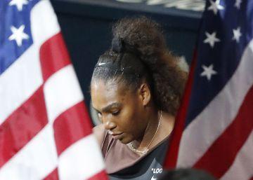 La ?intocable? (y reincidente) Serena Williams