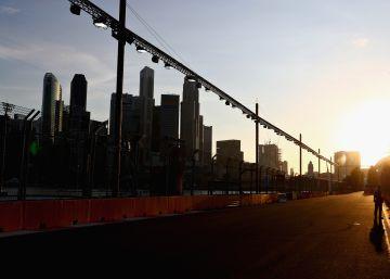 GP de Singapur de F1 2018: horarios y dónde ver la carrera del circuito callejero de Marina Bay