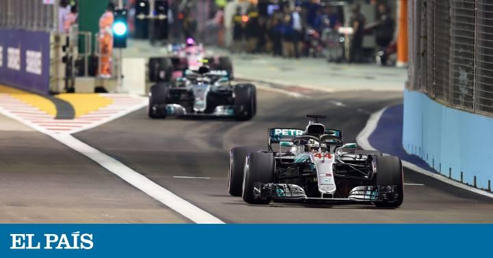 Circuito F1 Singapur : Gp de singapur de f horarios y dónde ver la carrera del