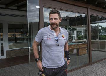 Di Francesco: ?El Madrid juega ahora como el Barça?