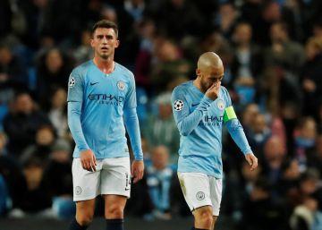 El Olympique de Lyon sorprende al Manchester City