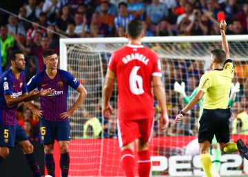 """Valverde: """"Aún hay claroscuros en el videoarbitraje"""""""