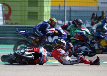 El wéstern de Moto GP