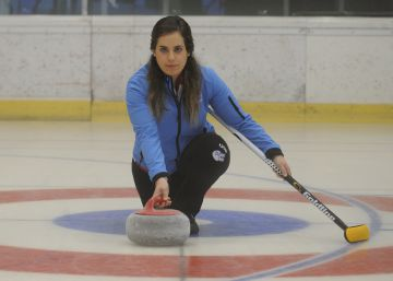 Dejar la medicina para vivir del curling