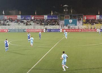 El fútbol en Afganistán triunfa sobre el miedo