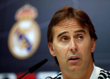 Lopetegui: ?Bale ha sido muy responsable?