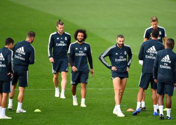 Real Madrid - Levante, en directo