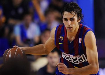 Víctor Sada: ?He vivido el baloncesto al límite y eso quema mucho?