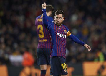 """Valverde: """"Leo llegará a los 500"""""""
