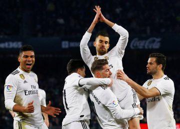 El Madrid se aferra a sus cadetes