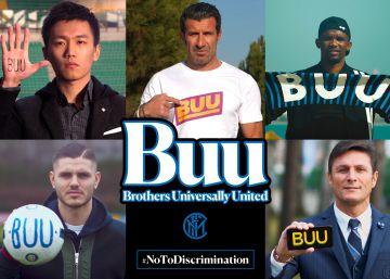 El 'buu' antirracismo del Inter