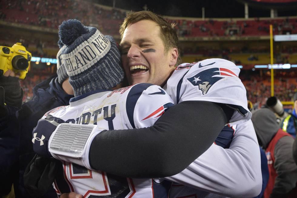 Tom Brady lleva a los Patriots al Super Bowl contra Los Ángeles Rams