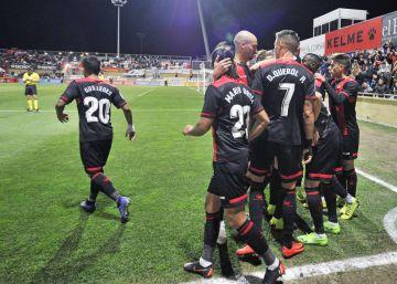 LaLiga expulsa al Reus tres años y en la segunda vuelta sus rivales sumarán tres puntos