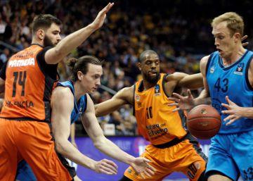 Valencia, 'Ciudad de baloncesto'