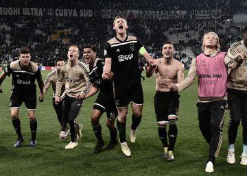 Matthjis de Ligt, símbolo de la innovación que impulsa al Ajax