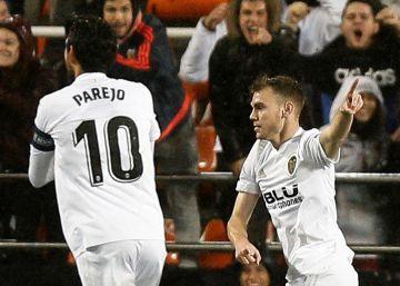 El Valencia se cita con Emery